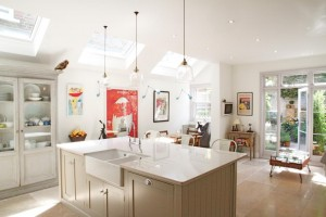 119 Residential construction London
